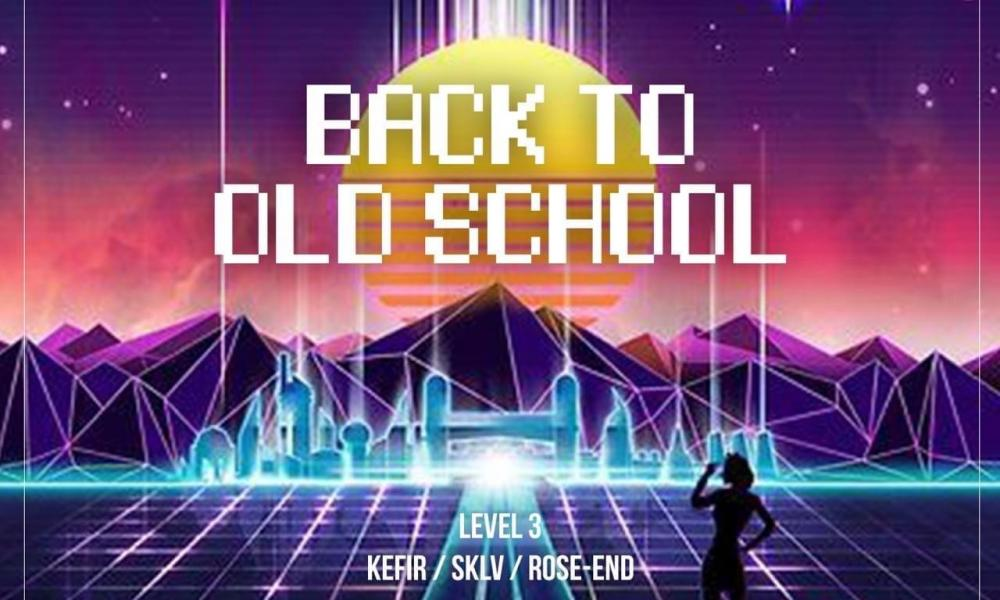 DJ KEFIR BACK TO OLD SCHOOL HOUSE DISCO